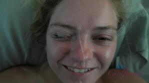 Chloe enjoys snorkeling and getting fucked in the ass.